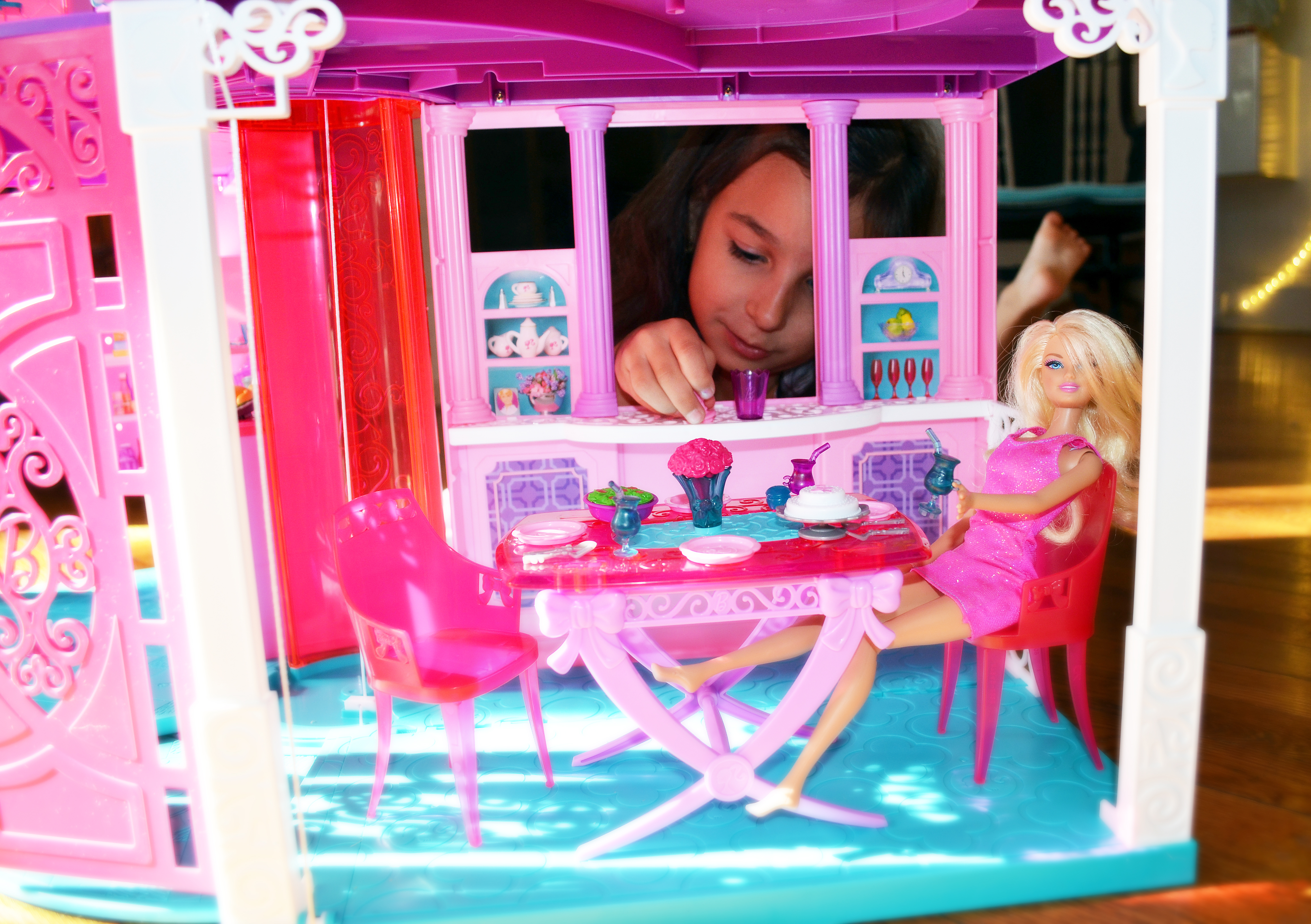 The 2013 Barbie Dreamhouse Marinobambinos