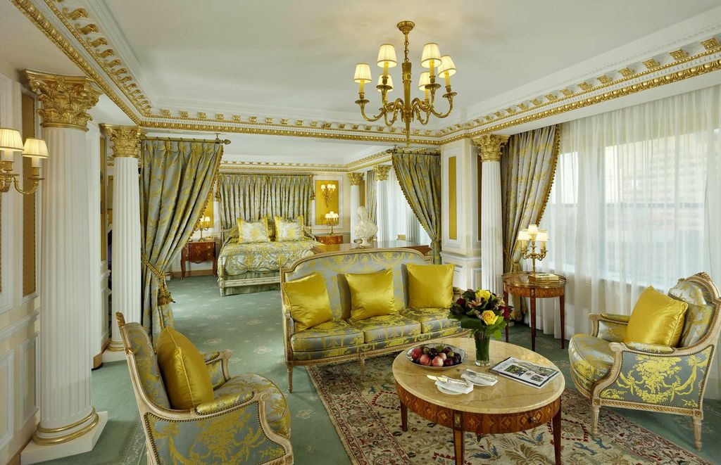 New York Palace Royal Suite