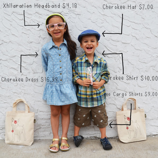 Target Childrens Clothing