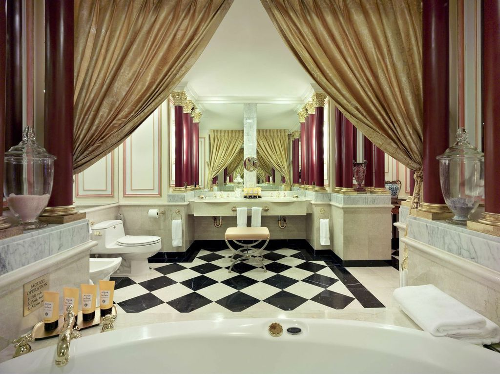 The New York Palace Hotel Royal Suite NYC