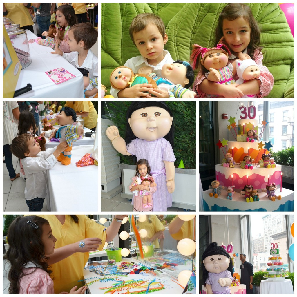 Cabbage Patch Kids 30th Anniversary #CPK30th