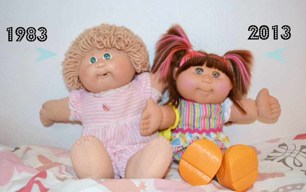 Cabbage Patch Kids 30th Anniversary #CPK30th #CabbagePatchKids30th