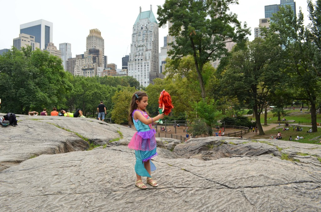 The Little Mermaid NYC #shop
