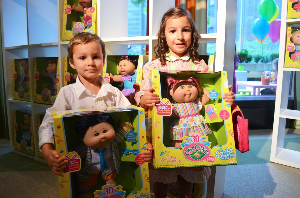 cabbage patch kids 30th anniversary