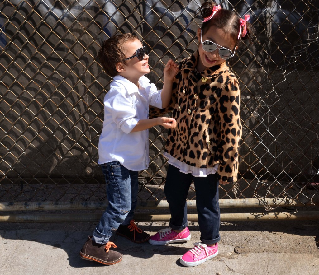 michel kors and cole haan kids shoes