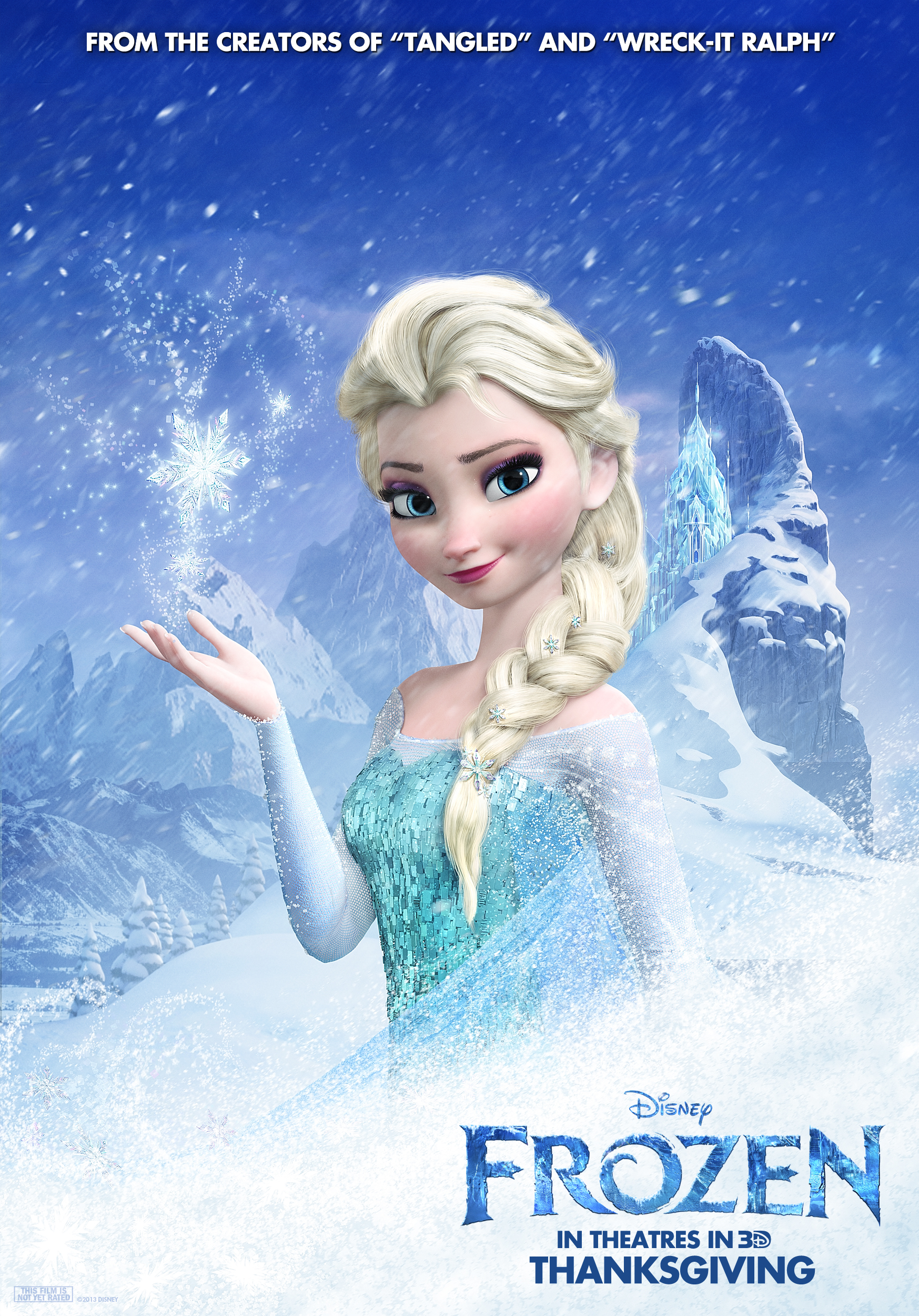 Disney Frozen Movie Preview & Queen Elsa Costume Tutorial ...