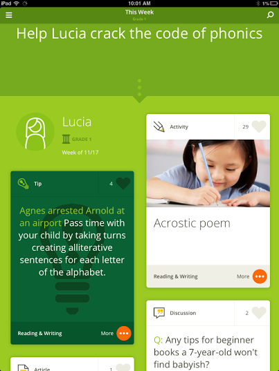 LeapFrog Free Learning Path App
