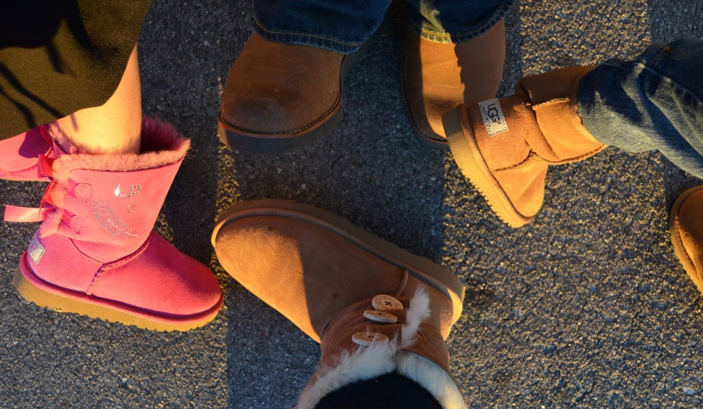 #UGGstyle family UGG boots