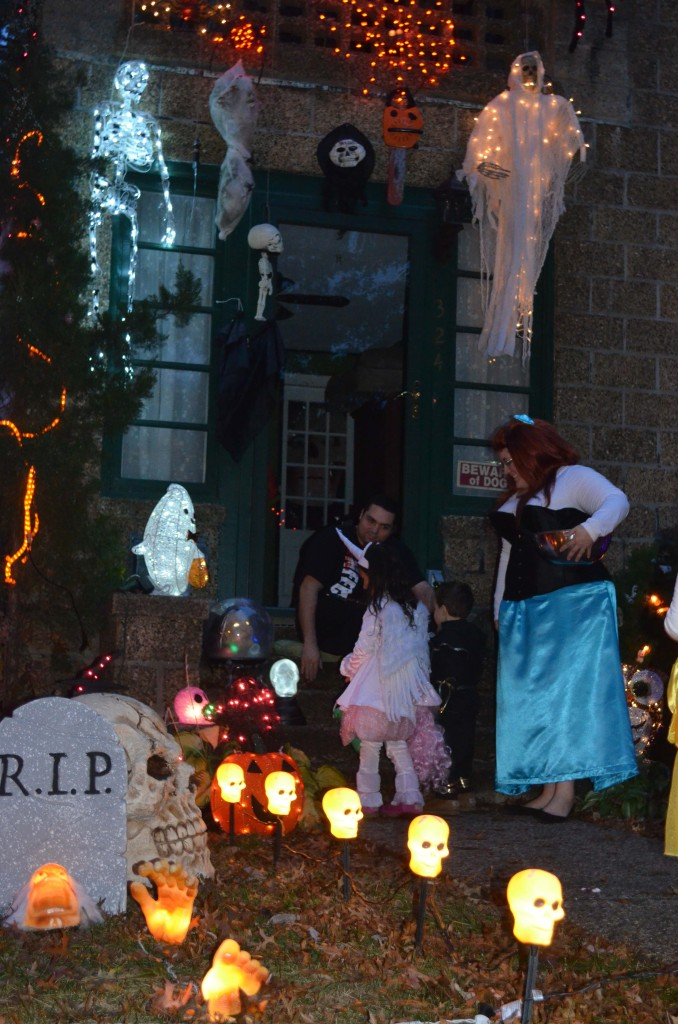 halloween trick or treating nyc