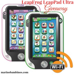 LeapFrog LeapPad Ultra Giveaway