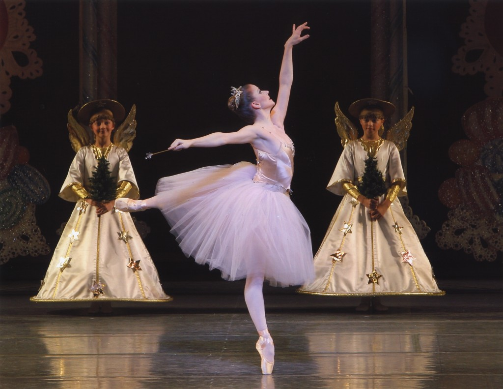 New York City Ballet Nutcracker Sugar Plum Fairy