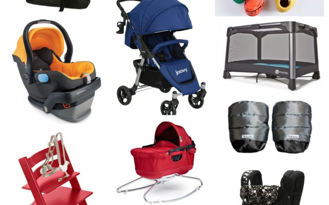 Ultimate Baby Registry Holiday Giveaway
