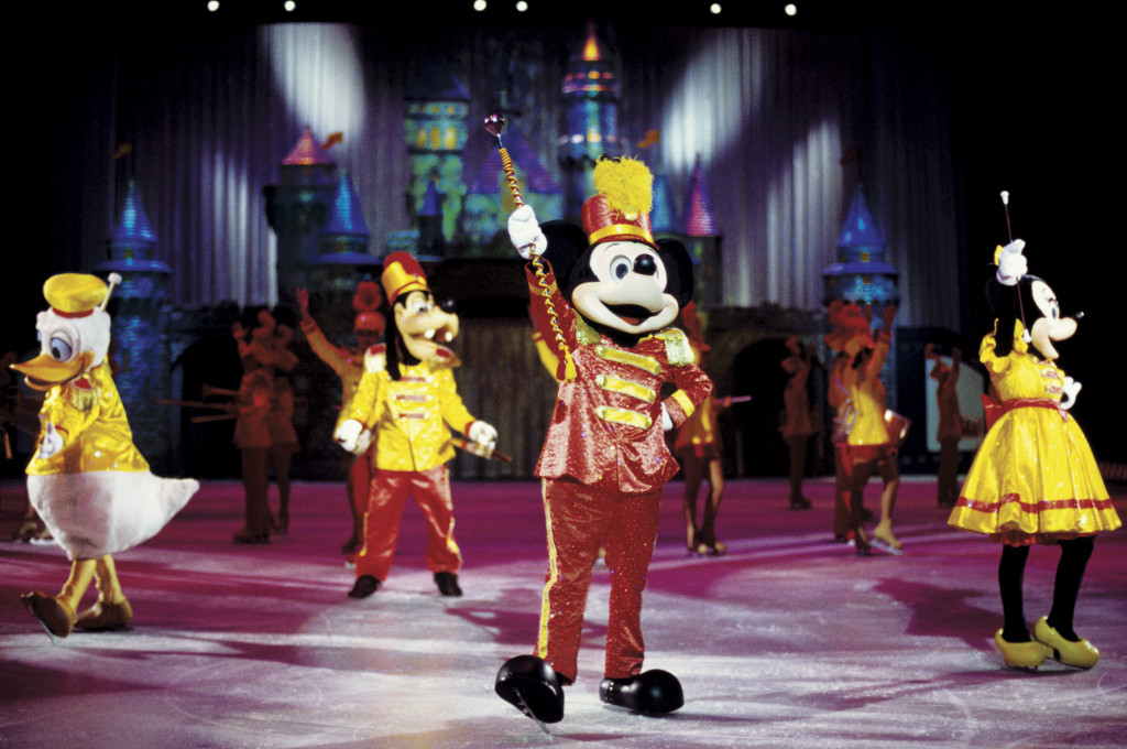 Mickey Mouse, Minnie Mouse, Disney on Ice celebrates 100 years of magic