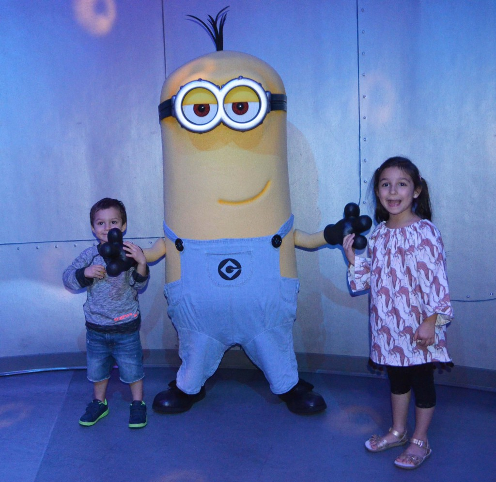 meeting a minion universal orlando