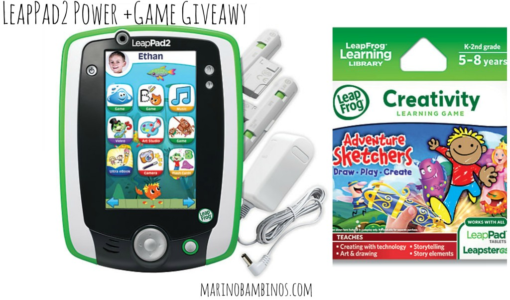 LeapFrog LeapPad Giveaway