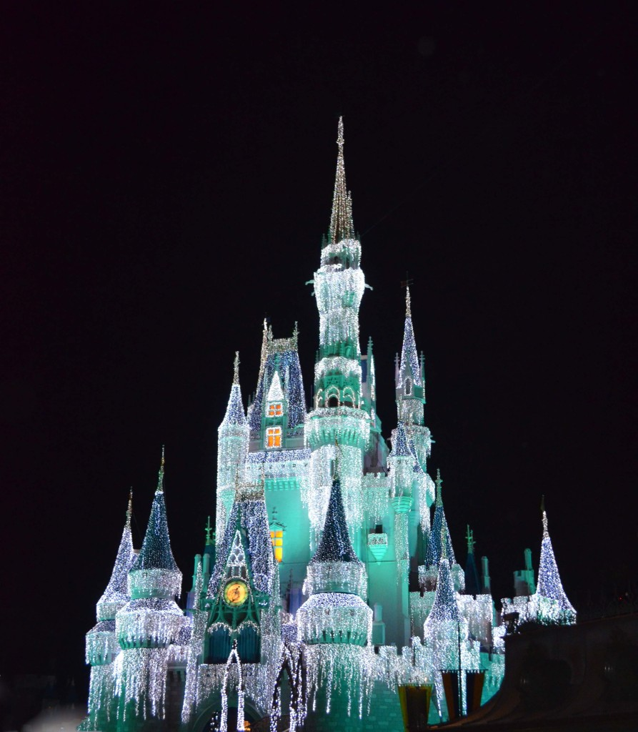 Cinderella's Castle-Disney-World