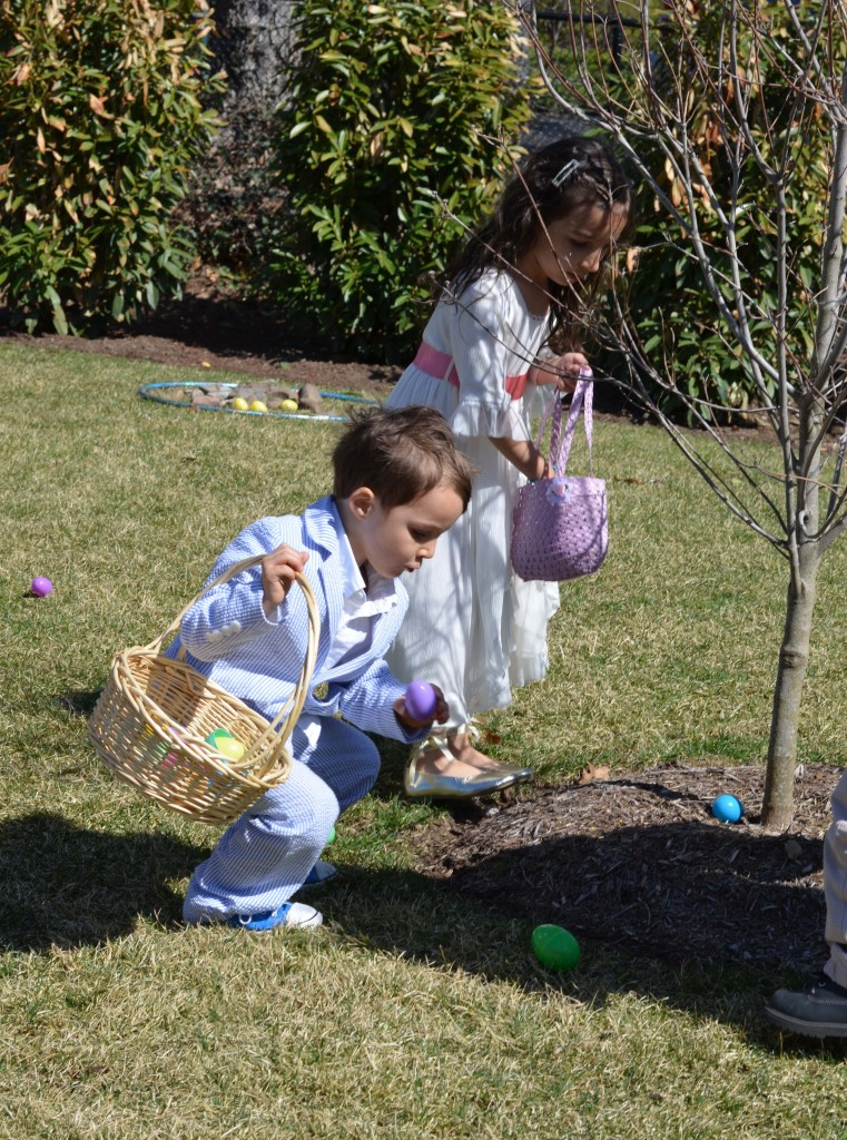 egg hunter easter