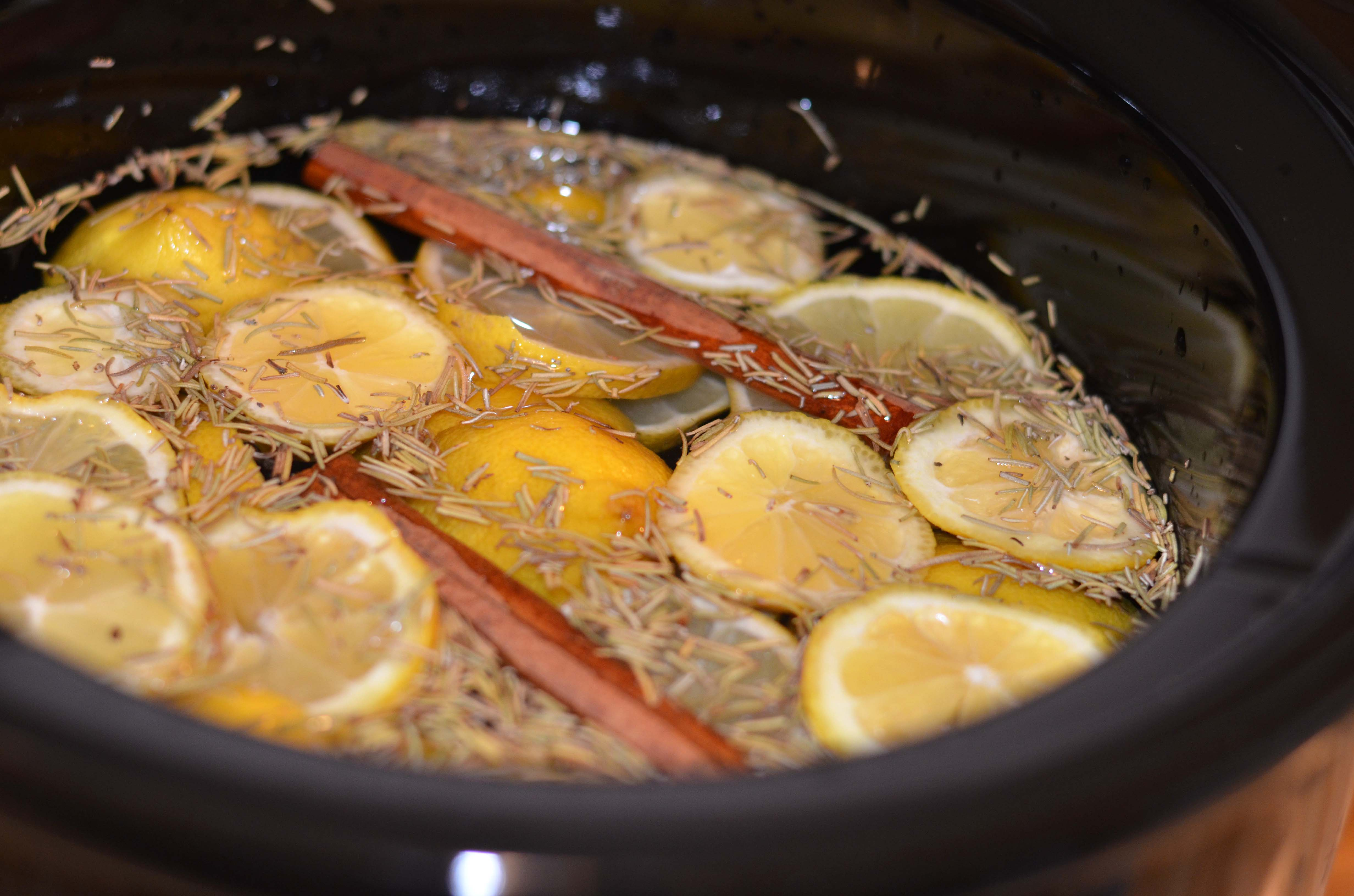 ... How To Make Your Home Smell Good, Stove Top Simmer Pot ...