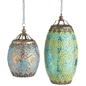 Creating An Inviting Backyard Space With Pier 1 Imports