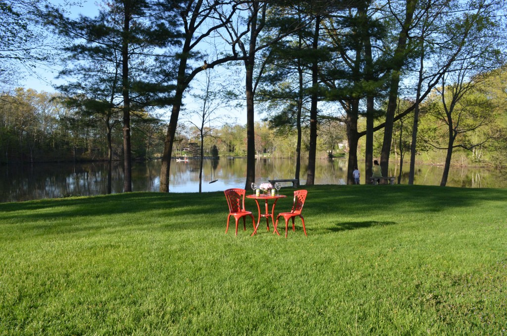 Lovely Outdoor Dining With Pier 1 Imports Giveaway