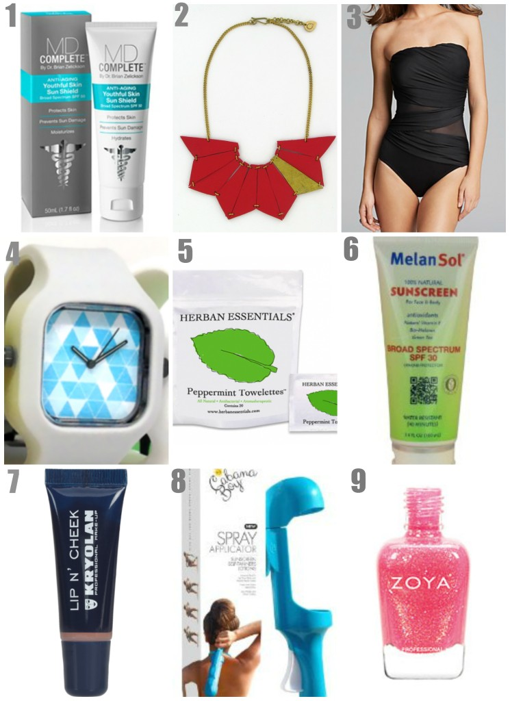 the best summer products