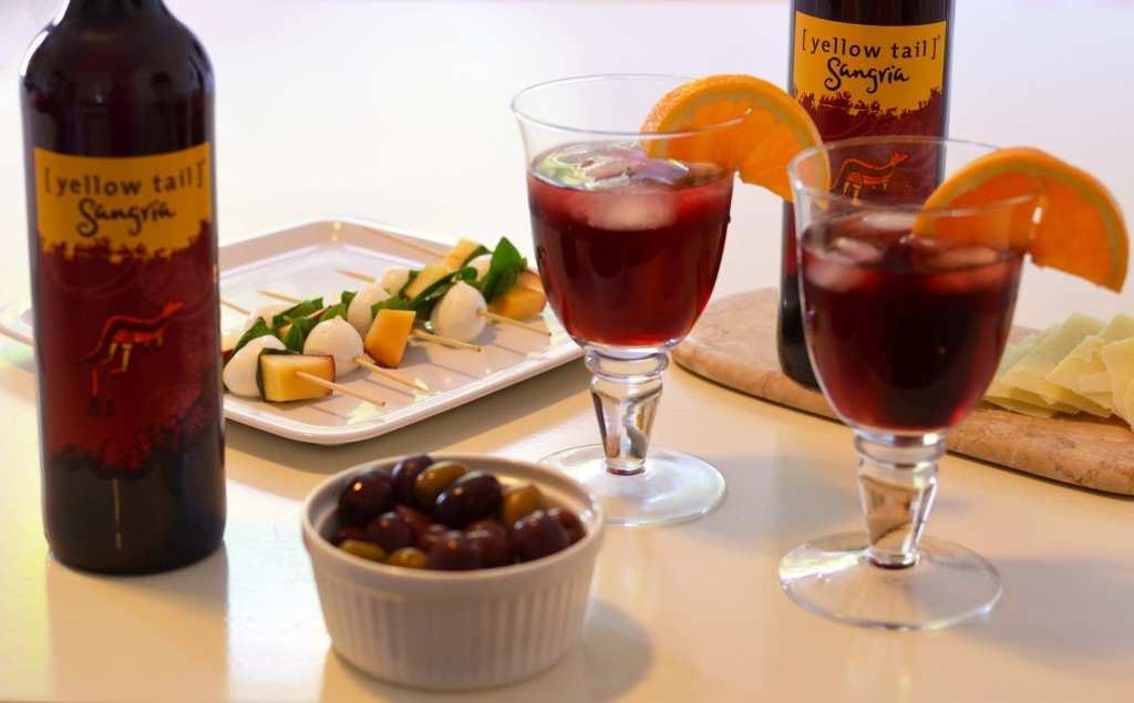 Yellow Tail Sangria Review