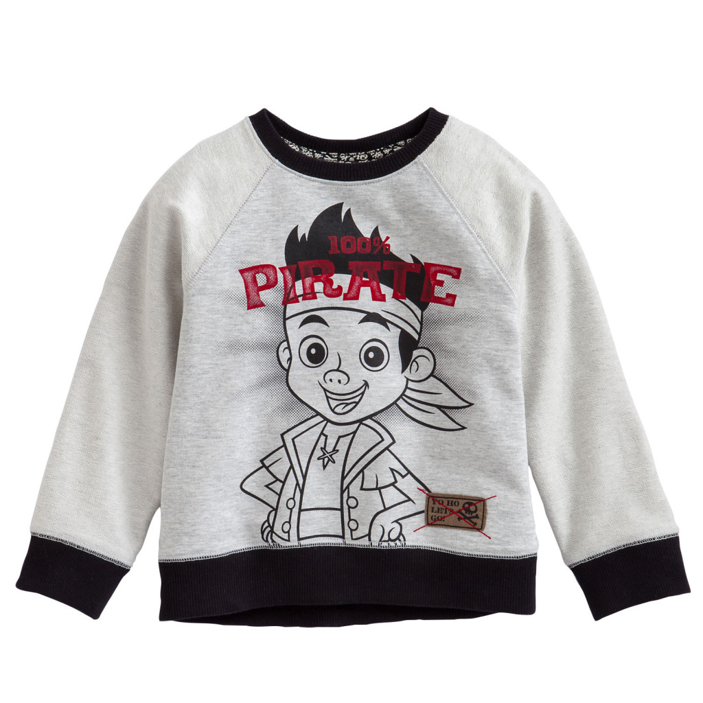 Jake and the never land pirates clothes