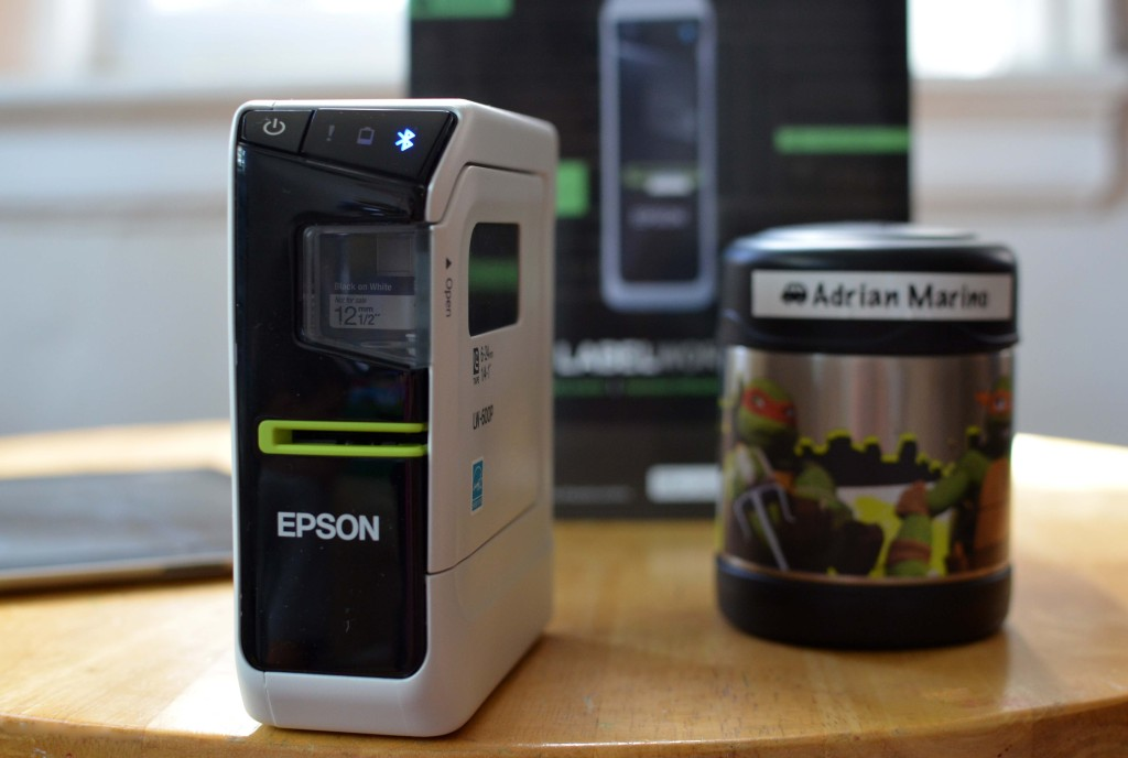 Espon LabelWorks LW-600P Review