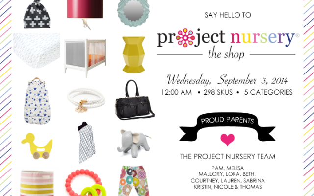 The Project Nursery Shop