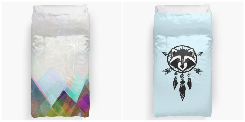 duevet covers for kids Redbubble