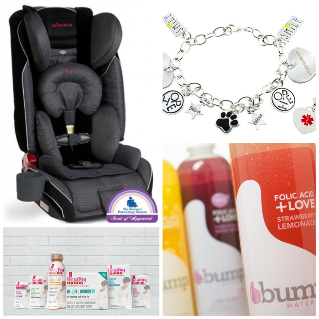Expectant Mama Gift Guide Diono RadianR RXT Car Seat Giveaway