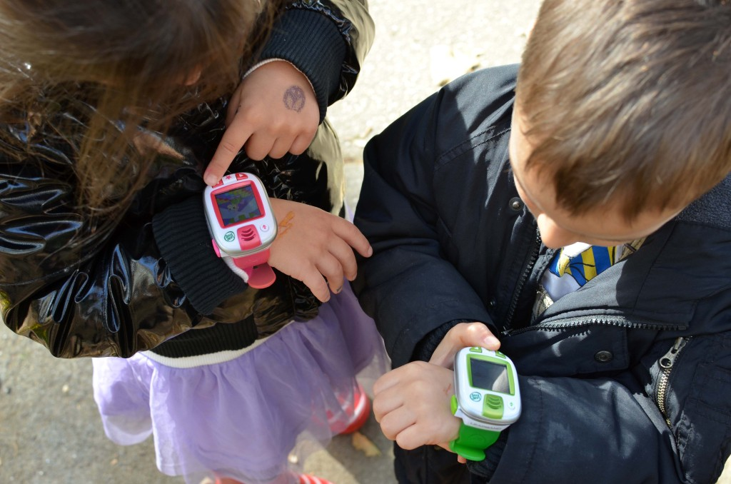 LeapFrog Kids Activity Tracker