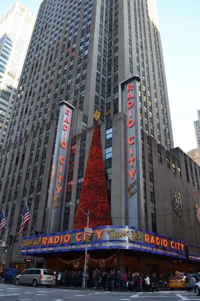 Radio City Music Hall Christmas Show