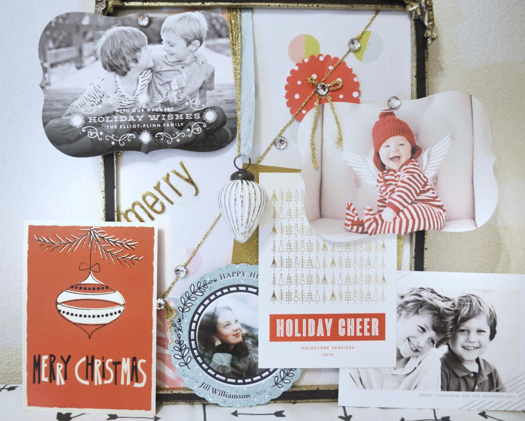 minted holiday cards giveaway