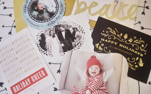 The Holiday Card {Minted Giveaway}