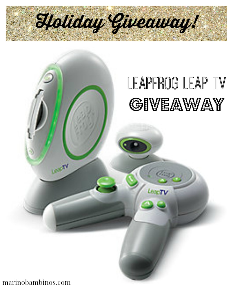 LeapFrog Leap TV Giveaway
