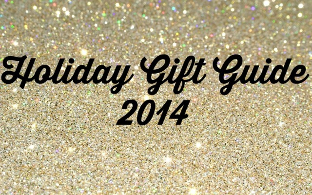 Holiday Gift Guide + Giveaway
