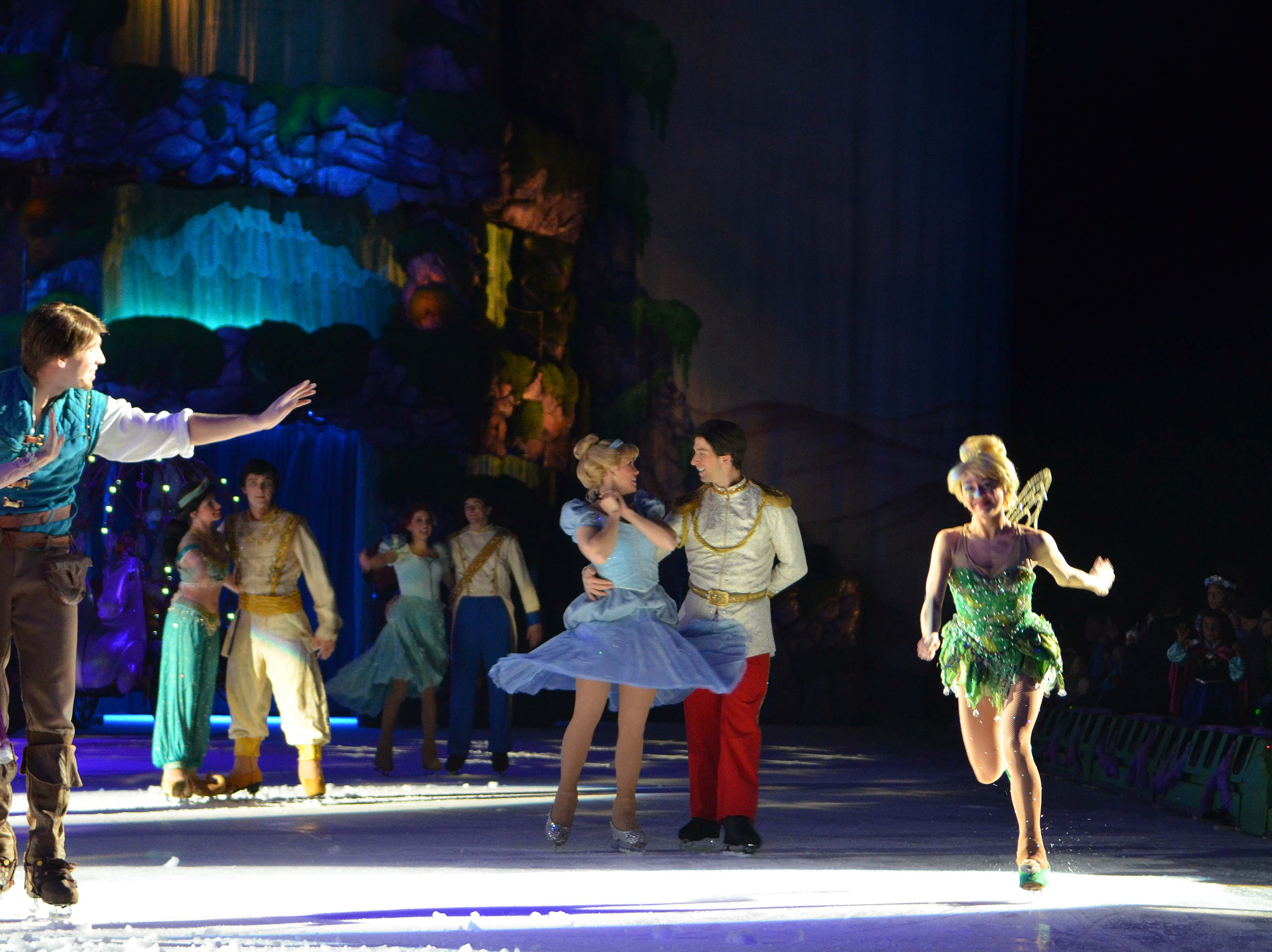 Disney On Ice Front Row Review