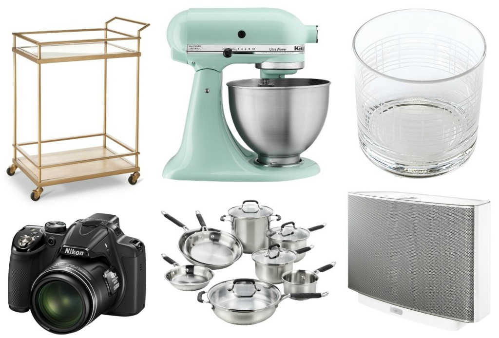 Wedding Registry Essentials