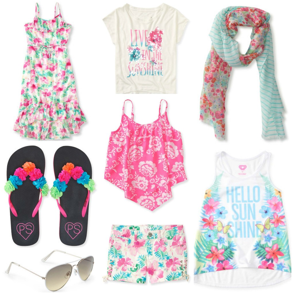 trendy girls clothing