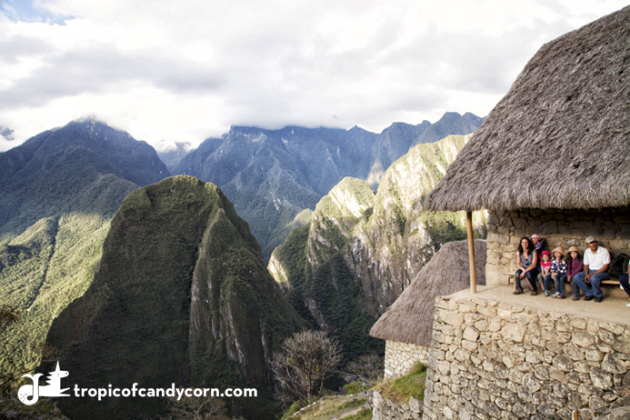 Tropic of Candycorn Peru vacation