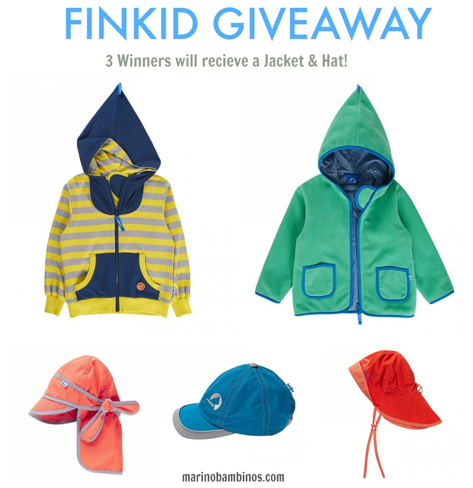 finkid Giveaway