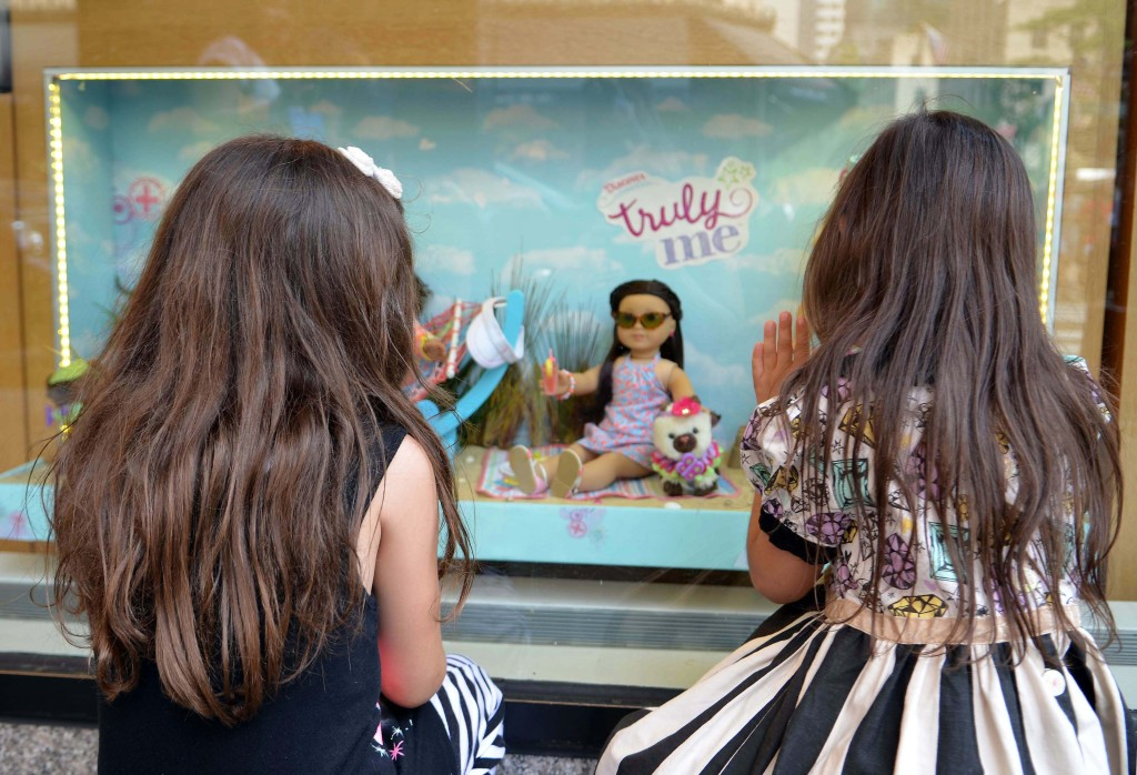 American Girl Store Truly Me Doll