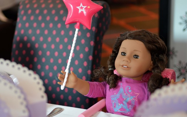 On Dolls and Friendship | American Girl Truly Me