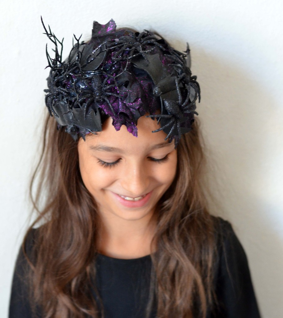 DIY Halloween Headpiece