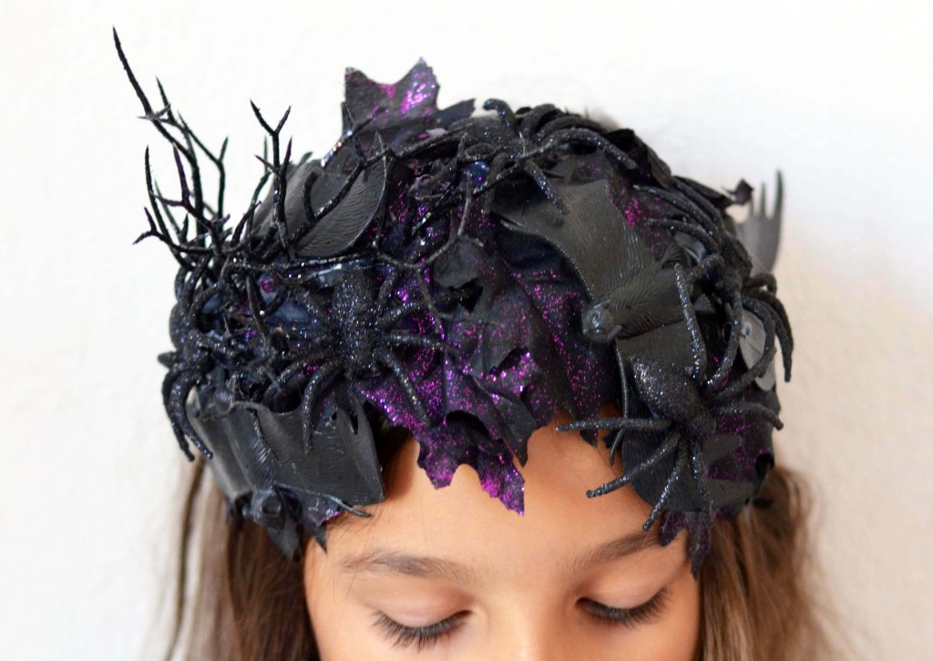 Costume hair accessory