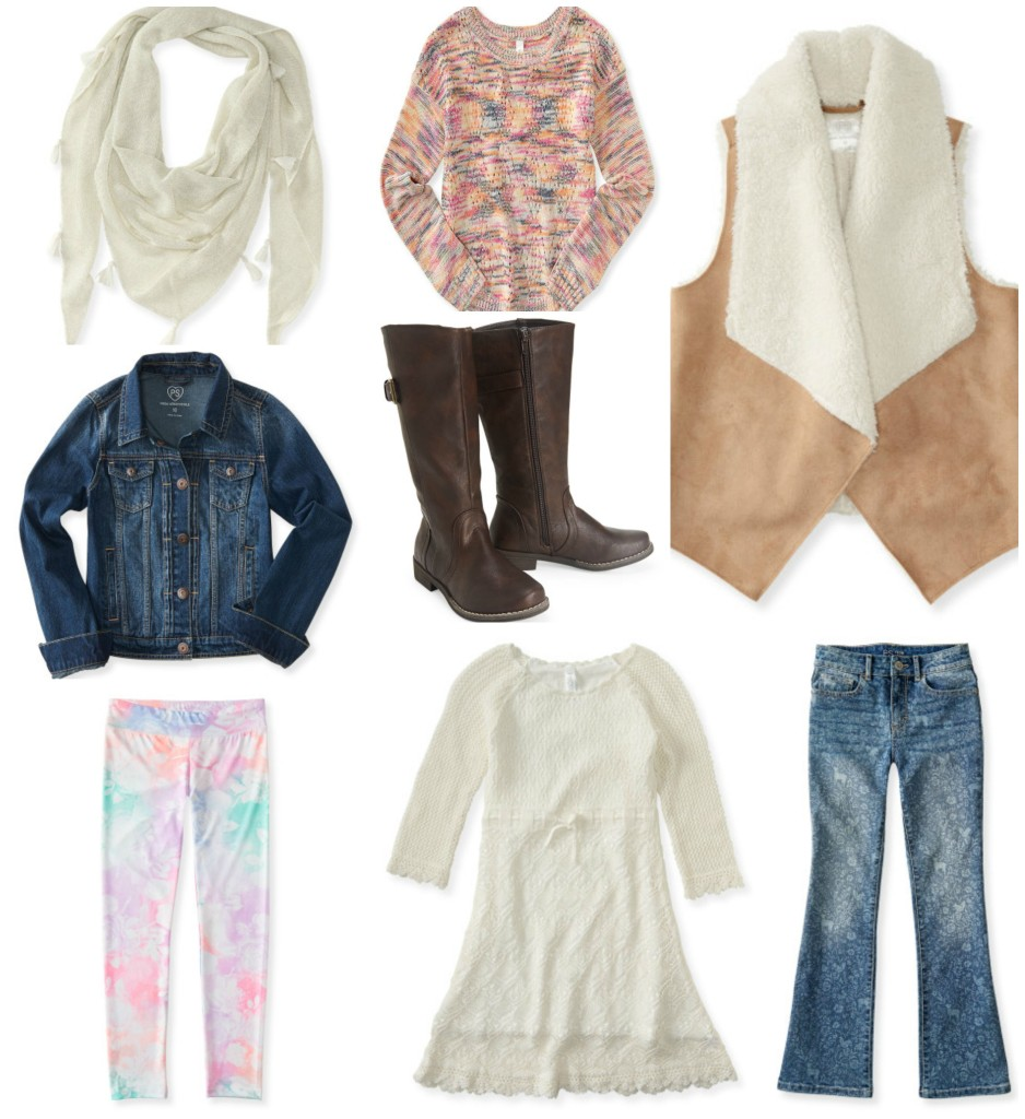 essential fall fashion for girls