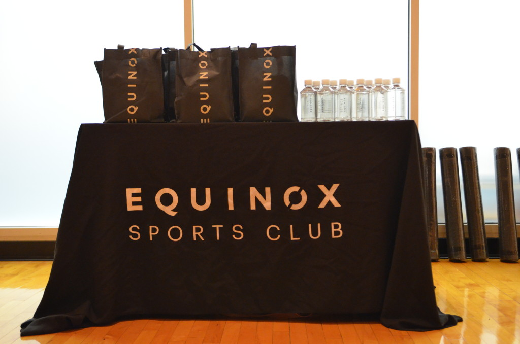 Equinox blogger event