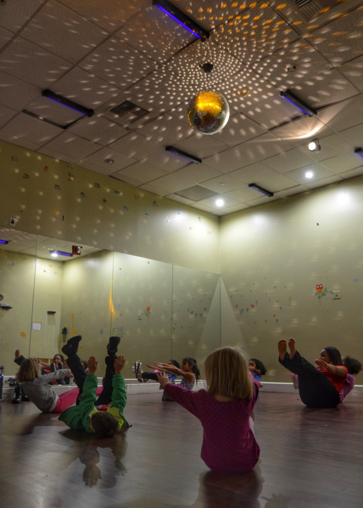 For Kids Only Equinox Yoga Private Event