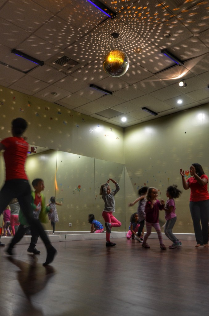Equinox Kids Dance